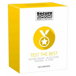 Secura Test the best 100er