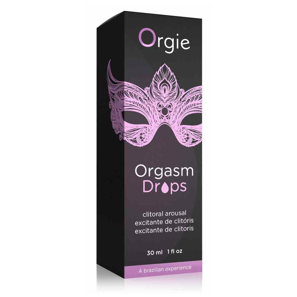 Orgasm Drops 30 ml