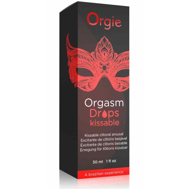 Orgasm Drops kissable 30 ml