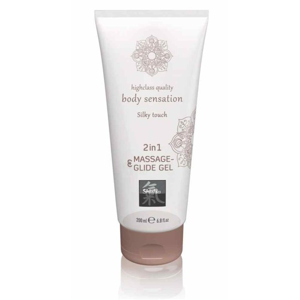 Gel 2in1 Silky Touch 200 ml