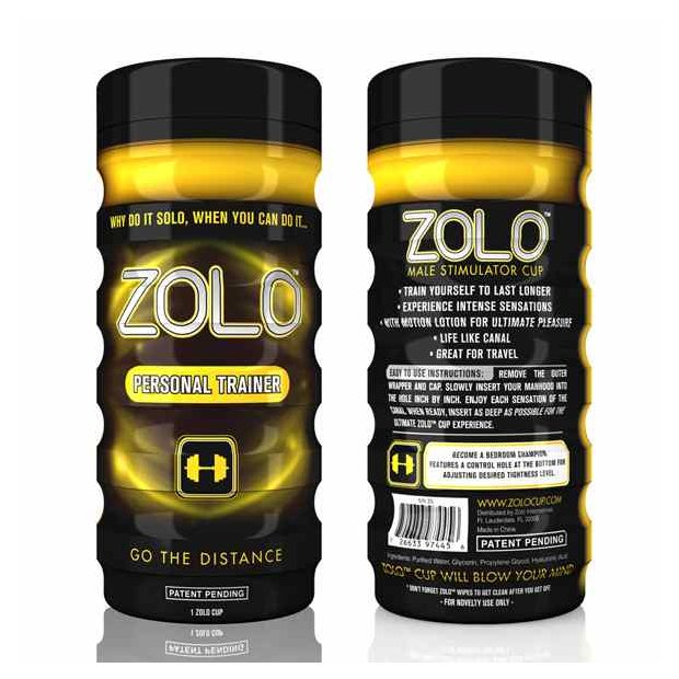 Zolo - Cup Personal Trainer